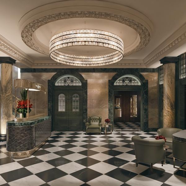 Stock Exchange Hotel Reception