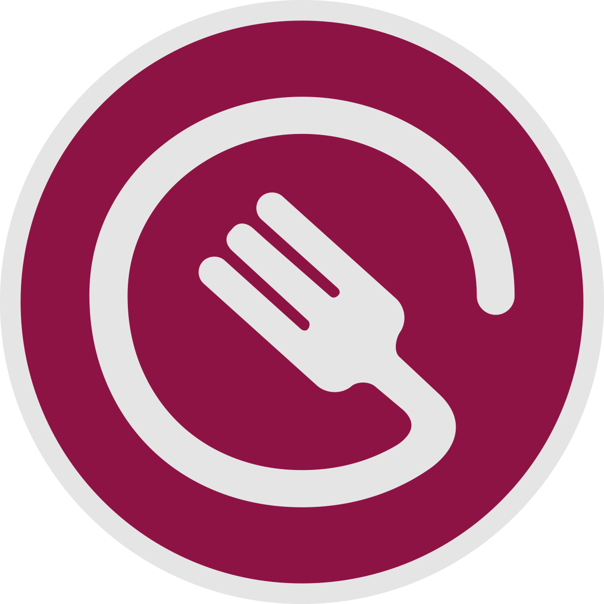 Foodinate Fork Icon